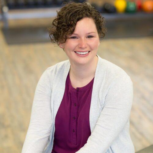 Registered Massage Therapist Aimee Davidson