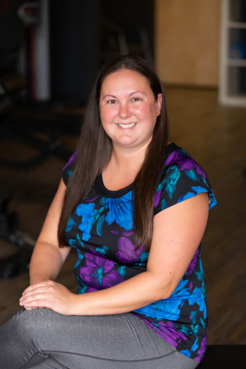 Registered Acupuncturist Sheena Villeneuve